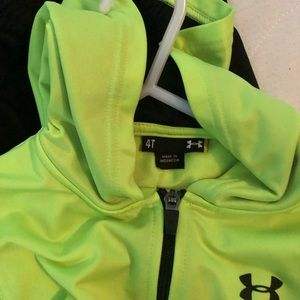 Under Armour Matching Sets - Toddler size 4 Under Armour set